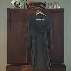 Donna Karen jersey knit dress